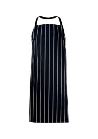Full Bib Cafe Stripe Apron